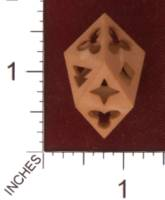 Dice : MINT30 SHAPEWAYS FRIZ GYRODIE D8 01