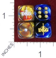 Dice : MINT40 DANN KRISS GAMES 01
