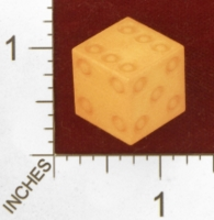 Dice : MINT27 SHAPEWAYS MCTRIVIA EXTRUDED SPHERE DIE 01