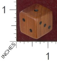 Dice :  CEDAR AROMATIC