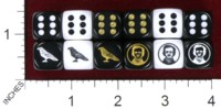 Dice : MINT41 POOL EDGERLY AND WOODS EDGAR ALLAN POE