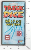 Dice : MINT16 FORUM NOVELTIES TRICK DICE 01