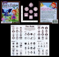 Dice : MINT53 IMAGINATION GENERATION STORY TIME DICE FAIRY TALES