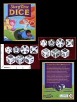 Dice : MINT42 IMAGINATION GENERATION STORY TIME DICE