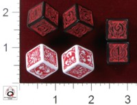Dice : MINT38 GREEN RONIN Q WORKSHOP DRAGON AGE