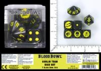 Dice : MINT57 GAMES WORKSHOP BLOOD BOWL GOBLIN TEAM