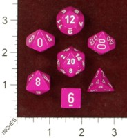 Dice : MINT41 CHESSEX 06