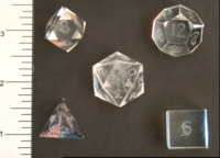Dice : STONE MULTI QUARTZ
