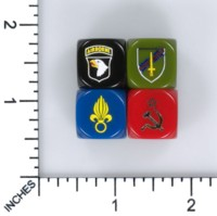 Dice : MINT56 DICE OF WAR ALLIES RECOLOR