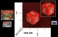 Dice : NON NUMBERED PRESSMAN WEAPONS AND WARRIORS CASTLE SIEGE COMBAT 01