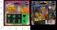 Dice : MINT33 IELLO KING OF TOKYO DICE 01