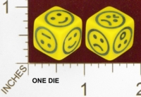 Dice : MINT24 ERIC HARSHBARGER EMOTION DIE