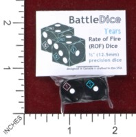 Dice : MINT45 BATTLESCHOOL BATTLEDICE TEARS RATE OF FIRE