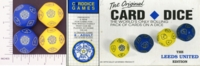 Dice : SPORTS2 CARDDICE LEEDS UNITED