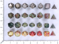 Dice : MINT57 NORSE FOUNDRY WONDRUS POLY 01