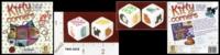 Dice : MINT26 GAMEWRIGHT KITTY CORNERS 01