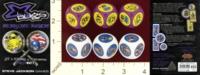 Dice : MINT22 STEVE JACKSON GAMES X BUGS SET 2 FLYBORGS VS USARTHROPODS