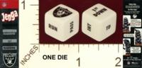 Dice : MINT20 USAOPOLY JENGA RAIDERS 01