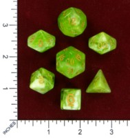Dice : MINT46 UNKNOWN CHINESE SWIRL 03