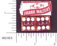 Dice : CASINO3 FRANK WALTERS 01