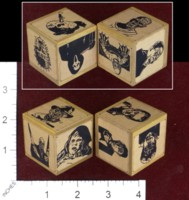 Dice : MINT41 UNKNOWN MODERN CLASSIC HORROR