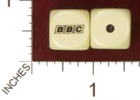 Dice : MINT32 HOMEMADE BRITISH BROADCASTING CORPORATION BBC 03