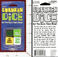 Dice : MINT28 ICUP DRUNKEN DICE 01