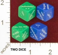 Dice : MINT24 ERIC HARSHBARGER DECISION 01