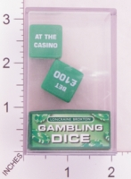 Dice : MINT17 LONCRAINE BROXTON GAMBLING DICE 01