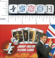Dice : MINT40 JOHNNY ENGLISH 01