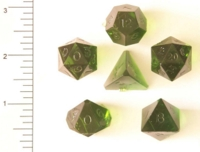 Dice : BRAND JERRY ALEXANDER GREEN 01