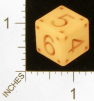 Dice : MINT27 SHAPEWAYS MANDALORIAN POCKET DIE 01