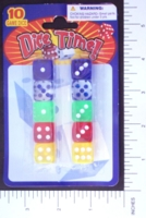 Dice : MINT9 GREENBRIAR 01