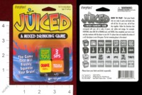 Dice : MINT40 ICUP JUICED A MIXED DRINKING GAME