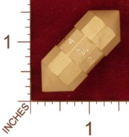 Dice : MINT24 ACE PRECISION BRASS SPINDLE D09