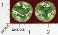 Dice : MINT23 UNKNOWN ORIENTAL 01