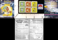 Dice : MINT18 PRESSMAN POKEMON DIAMOND AND PEARL ON A ROLL 01