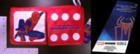 Dice : FOAM3 THE GOOD STUFF COMPANY SPIDERMAN 01