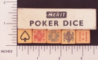 Dice : MINT1 MERIT 01