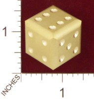 Dice : MINT21 ACE PRECISION ROUNDED PIPPED