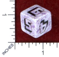 Dice : MINT48 UNKNOWN CHINESE RELIEF FONT