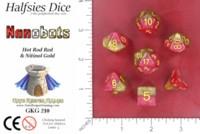 Dice : MINT52 GATE KEEPER GAMES HALFSIES DICE NANOBOTS