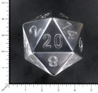 Dice : MINT56 ZUCATI D20 80MM STANDARD