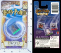 Dice : DUPS03 MATTEL HARRY POTTER DICERS FLUFFY 01