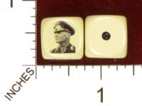 Dice : MINT29 YAK YAKS GERMAN FIELD MARSHAL ERWIN ROMMEL 01