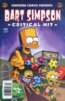 Dice : THINGS COMIC BART SIMPSON 01