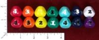Dice : MINT46 LEO ATREIDES ROLLABLE D4