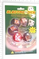 Dice : MINT5 10 ELECTRO DICE