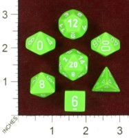 Dice : MINT41 CHESSEX 03