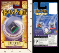 Dice : MINT21 MATTEL HARRY POTTER DICERS ARAGOG